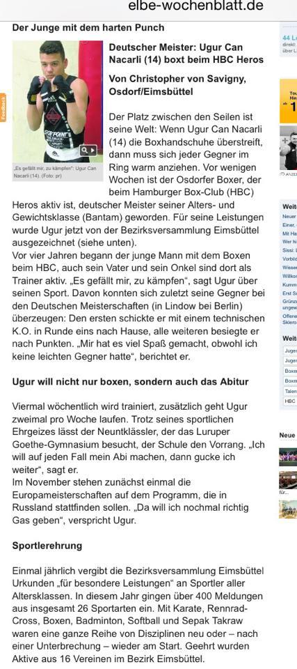Elbe Wochenblatt